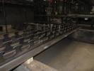 Ocelobetonové prefabrikované nosníky spřažené ve stojině(pcb-W)